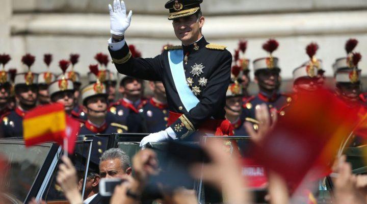 Diferencias entre el acto de proclamación de Don Juan Carlos en 1975 y el de Don Felipe