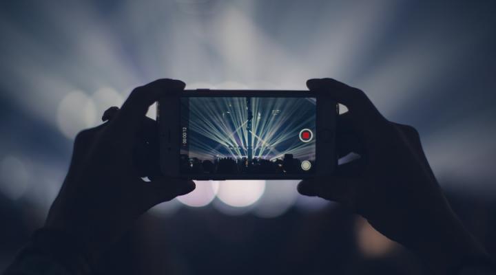 Las aplicaciones móviles y la organización de eventos
