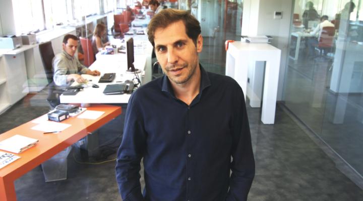"""Dario Regattieri: """"Cada evento es como un cuadro"""""""