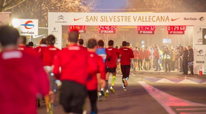 La carrera de San Silvestre, un evento para finalizar el año