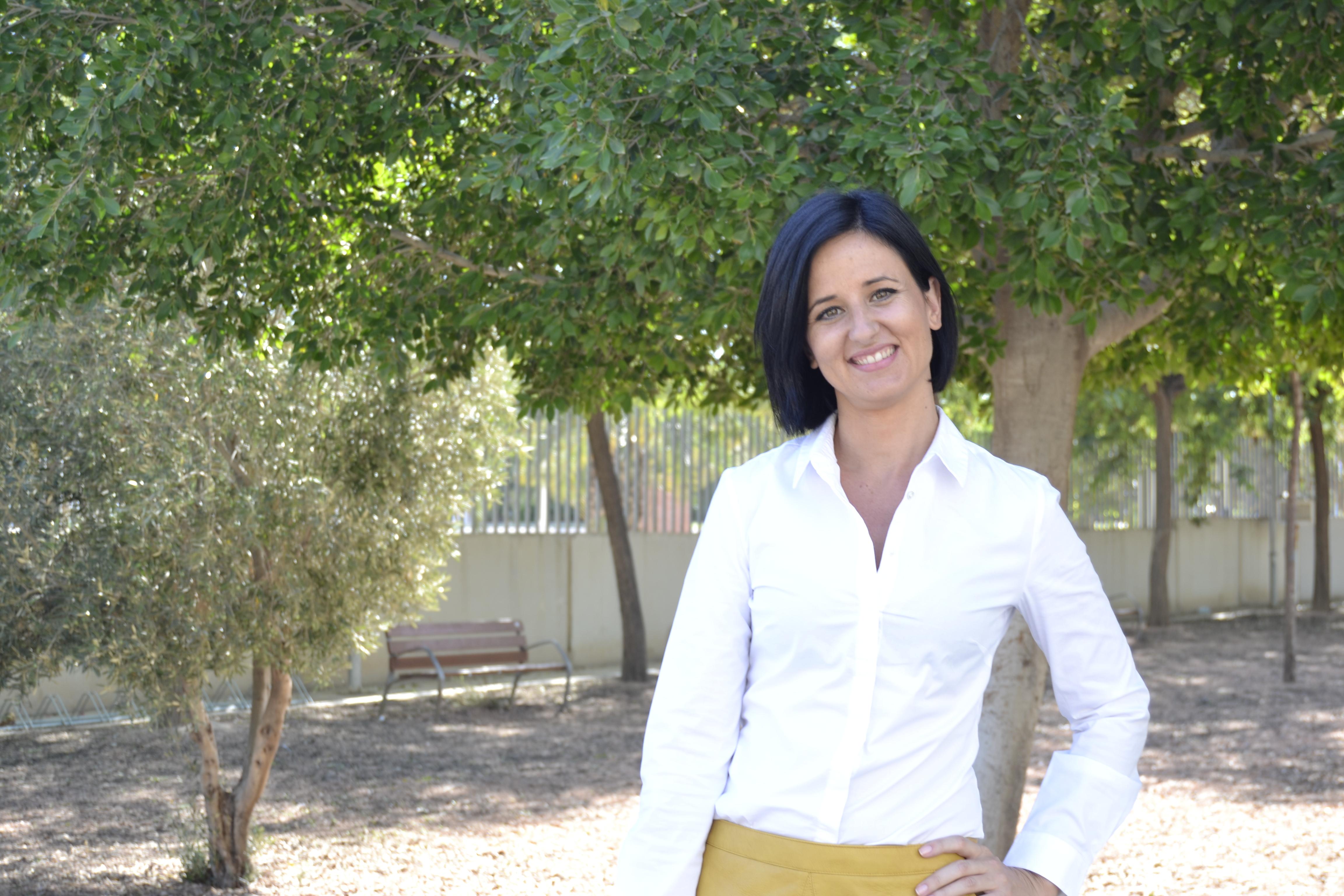 ESTHER GUILABERT DIRECTORA DE LA INSTITUCIÓN FERIAL ALICANTINA (IFA). DOCENTE DE IMEP