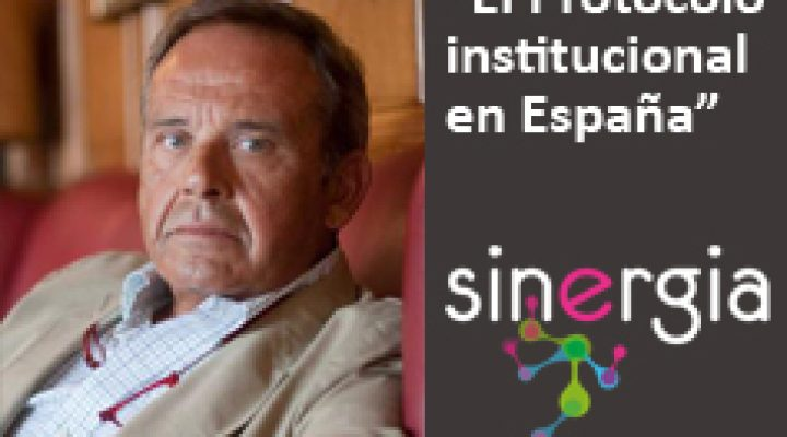 Protocolo institucional en España en la actualidad