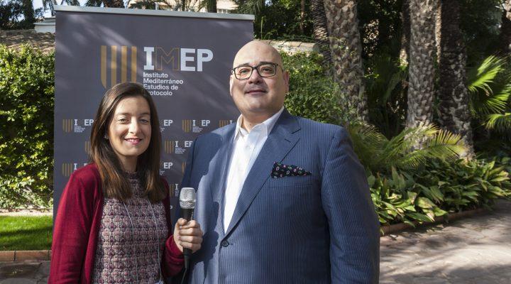 Entrevista Javier Sánchez sobre eventos sostenibles