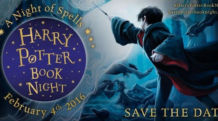"El evento mundial ""Harry Potter Book Night"" llega a Alicante"