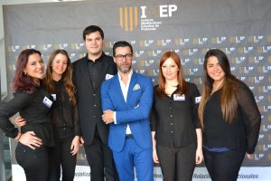 Maratón de Eventos IMEP Foto equipo