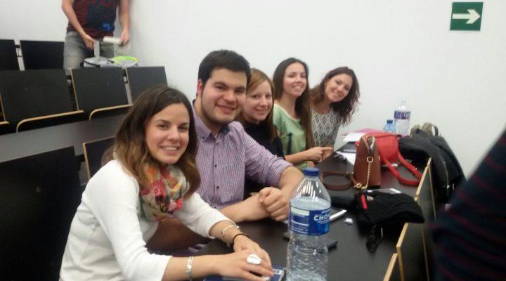 Hablamos sobre Relaciones Diplomáticas Contemporáneas en Casa Mediterráneo