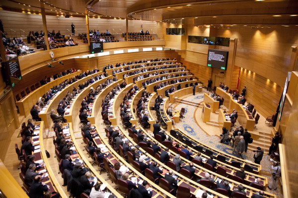 Senado España