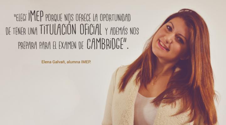 """Elena Galvañ: """"Me inclino por los eventos experienciales"""""""
