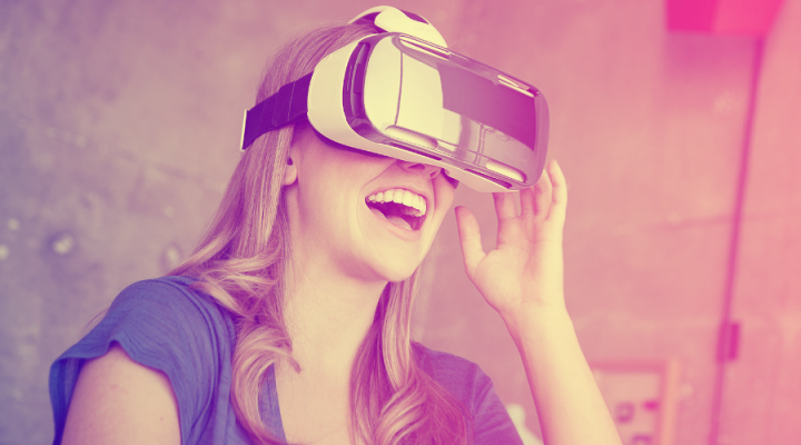 La realidad virtual y los eventos