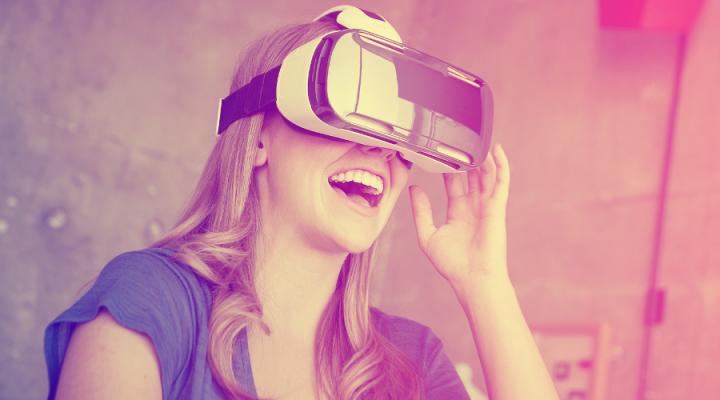 La realidad virtual y los eventos