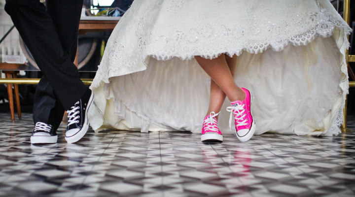 Los bailes de boda más originales