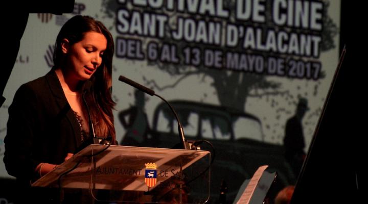 """Rocío Bernabéu, alumni IMEP: """"Los días previos al Festival son los más intensos, tanto en trabajo como en emociones"""""""