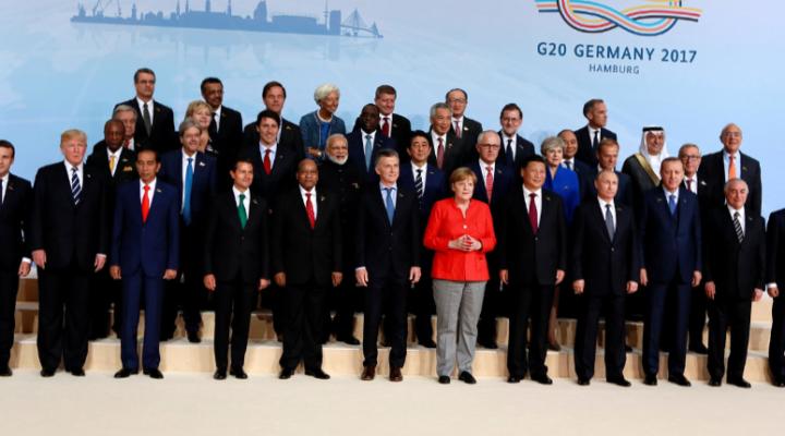 Tensiones diplomáticas en la Cumbre G20