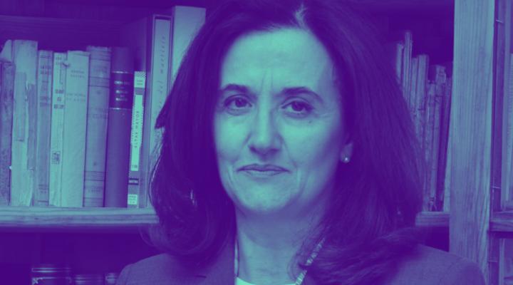 """María Gómez: """"El día que el de protocolo deje de ser un """"cargo de confianza""""; el protocolo, sin duda, ganará""""."""