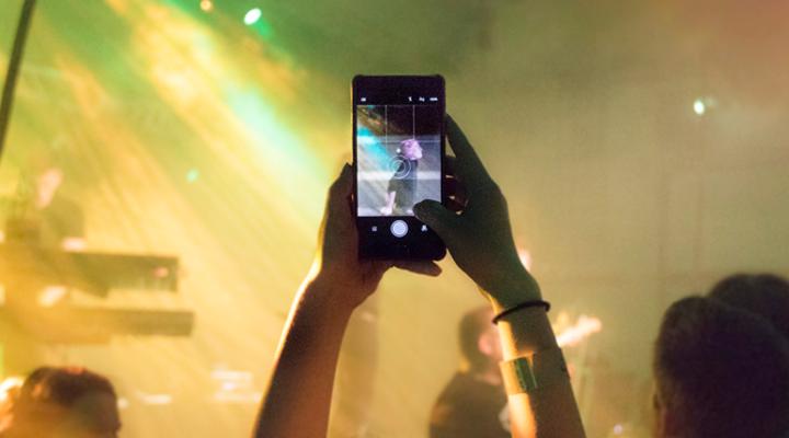 ¿Cómo revolucionar un evento con Instagram?