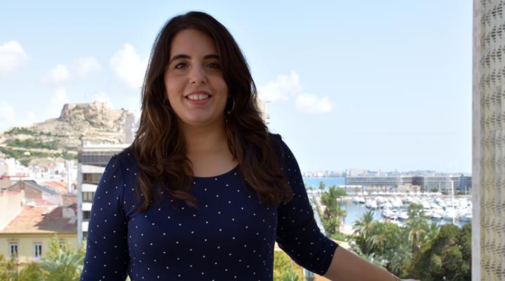 """Mónica Ribes, ex-alumna del Máster a distancia: """"la organización de eventos abre un sinfín de nuevos caminos profesionales"""""""