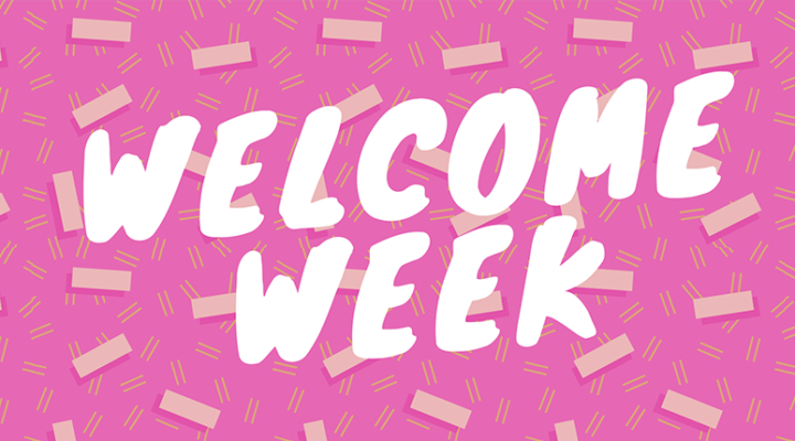 Welcome Week – Inicio de clases curso 2017/2018