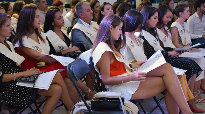 IMEP inaugura un nuevo curso académico