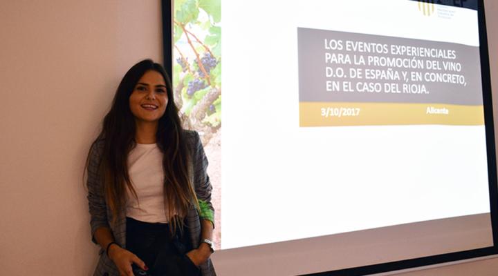 """Experiencia de Ángela Ramírez en el Máster IMEP: """"En esta profesión (event manager) no existen roles, sino el trabajo en equipo""""."""