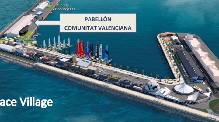 """Conoce la programación de las actividades de """"Pabellón Comunitad Valenciana"""" en el RACE VILLAGE"""