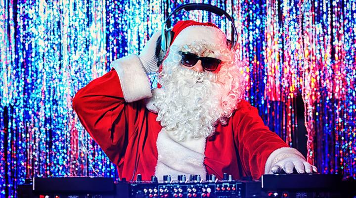 ¡Ayúdanos a crear la lista de música de la Fiesta de Navidad!