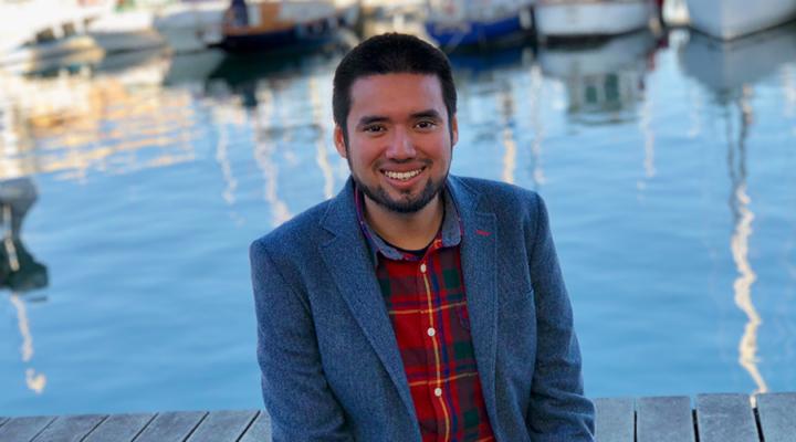 """Pedro García, alumno de IMEP y event manager en IFA: """"El briefing previo de cada evento es fundamental"""""""