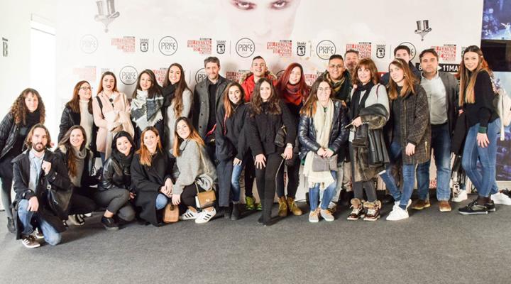 Primera parada Aula en Ruta 2018: Teatro Circo Price