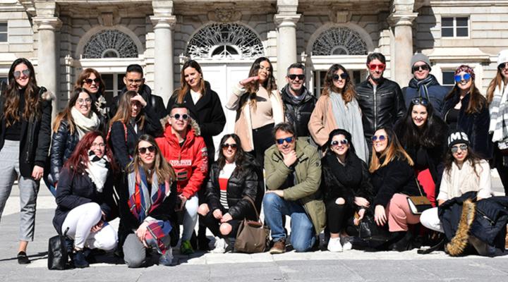 Cuarta parada Aula en Ruta 2018: Palacio Real