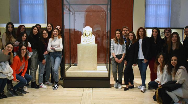 Tercera parada Aula en Ruta 2018: Museo Arqueológico Nacional