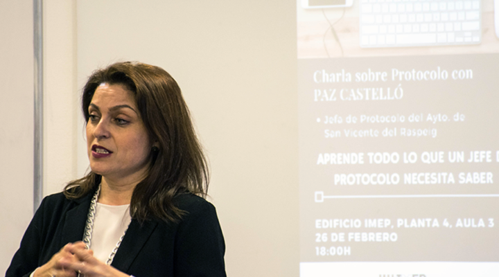 Meet the Pros con Paz Castelló