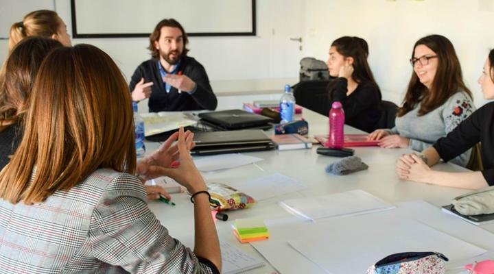 Descubriendo al organizador de eventos: alumnos de IMEP celebrarán unas jornadas en el edificio de la plaza Séneca de Alicante