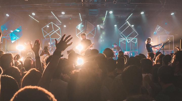 Los principales datos de la industria musical (en vivo) según APM