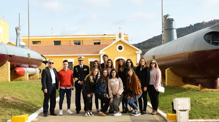 Visita guiada al Arsenal Militar de Cartagena