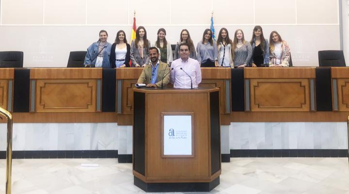 El protocolo en la Diputación Provincial de Alicante