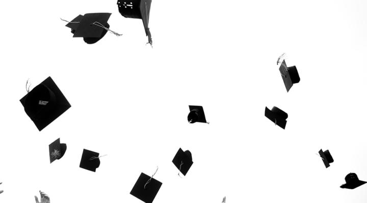 Acto de graduación del curso 2014 – 2018