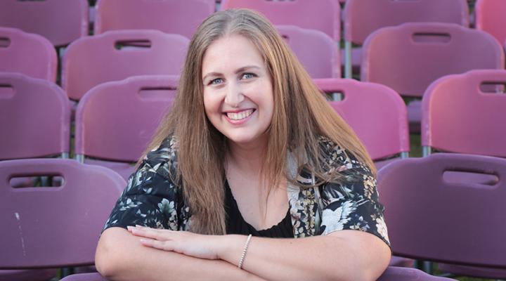Diana Rubio, nueva incorporación al equipo docente de IMEP