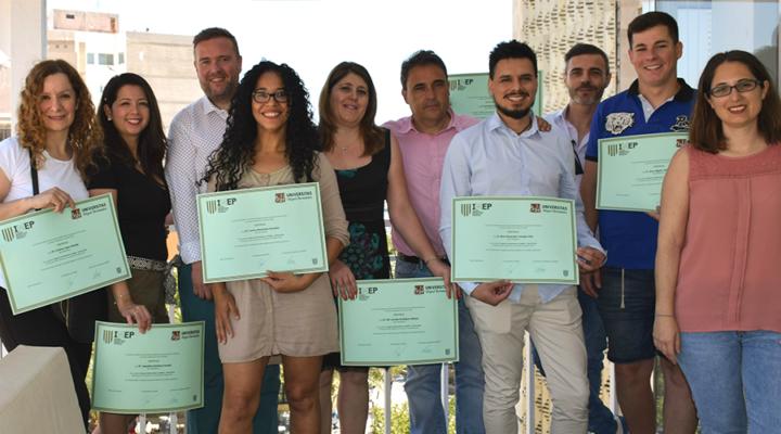 Primera promoción del Experto Universitario en Maître – Jefe de Sala