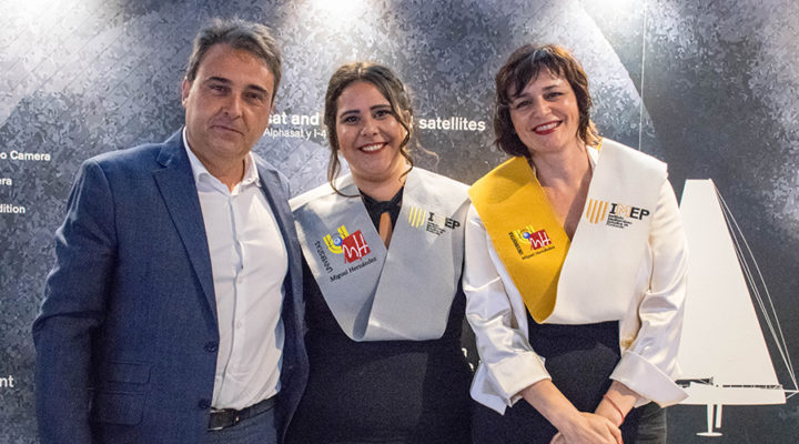 """Entrevista a Raquel Moreno, event manager en Vectalia y alumni IMEP: """"Un organizador de eventos debe ser creativo, organizado y metódico"""""""