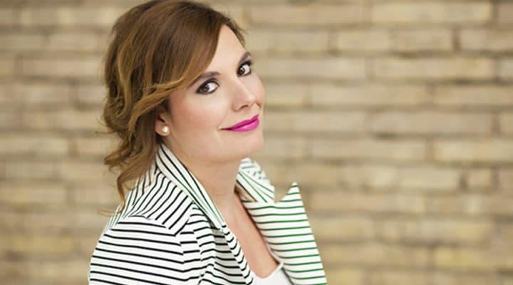 """Celia Domínguez, alumni IMEP: """"La formación es esencial para convertirse en un profesional del sector de eventos"""""""