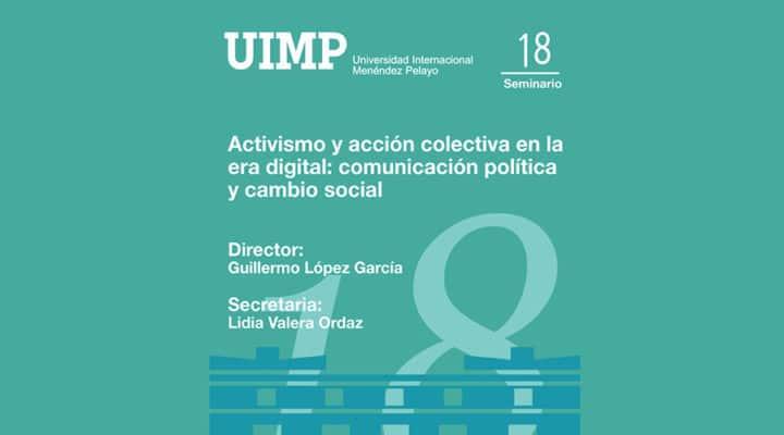 Carmen López, docente de IMEP, participa en Valencia en un congreso sobre comunicación política