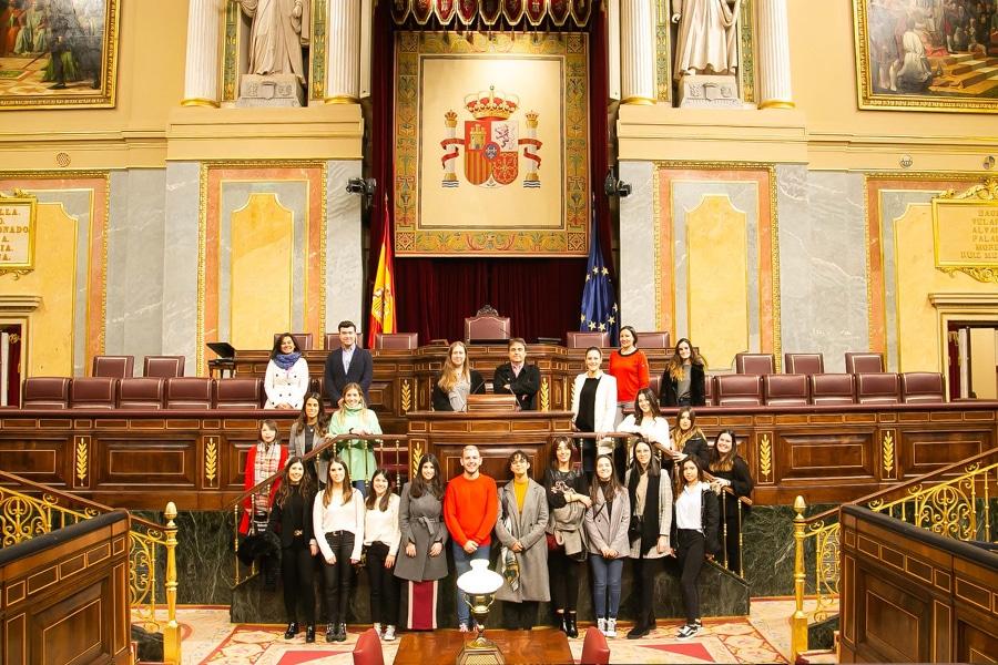 IMEP en el congreso de los diputados