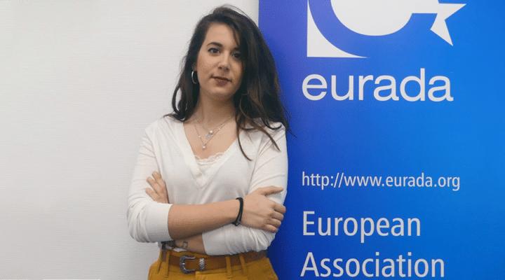 """Naiara Zaragozá, alumni IMEP y Event Manager en EURADA: """"El máster me ha dado todas las herramientas necesarias para liderar el departamento de eventos"""""""