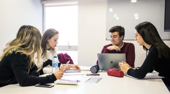 EXPERIENCIAS: Javier Catalá, alumno del Grado en Organización de Eventos, Protocolo y RRII
