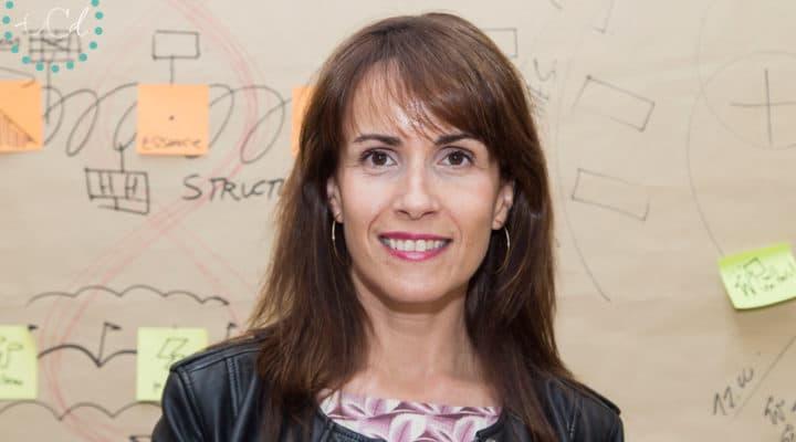 """Ángeles Moreno, directora española de Event Design Collective: """"Organizar y diseñar eventos es apasionante"""""""