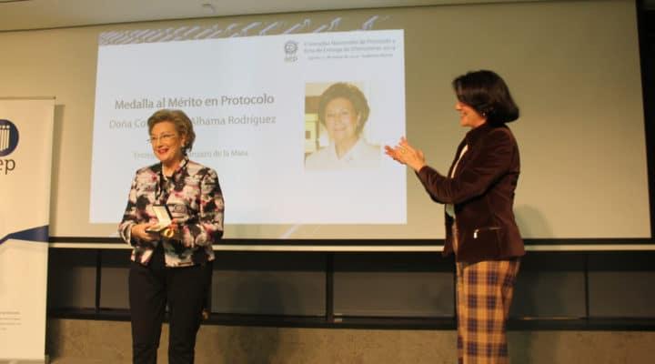 """Entrevista a Concepción Alhama, expresidenta de IMEP: """"Es un orgullo ser centro adscrito a la UMH"""""""