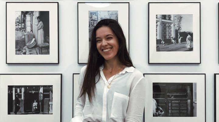 EXPERIENCIAS: Natalia Barchín, alumna del Grado en Organización de Eventos, Protocolo y RRII