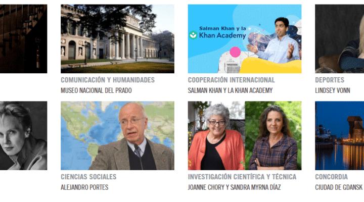 Ven a ver la Ceremonia de entrega de los Premios Princesa de Asturias 2019 en IMEP, ¡este año será histórico!