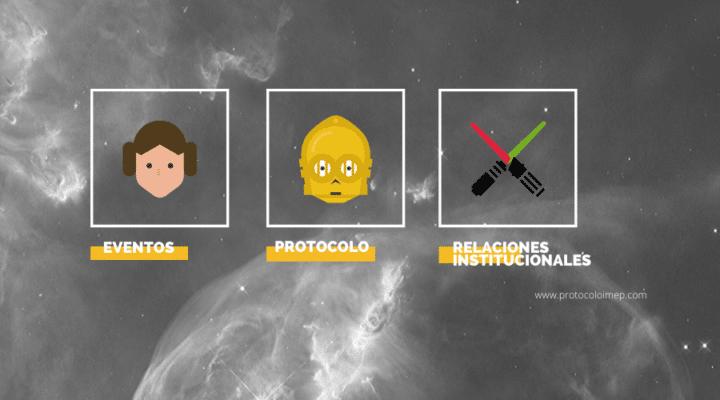 ¿Sabes lo que es un androide de protocolo? Star Wars y su relación con los eventos y el protocolo