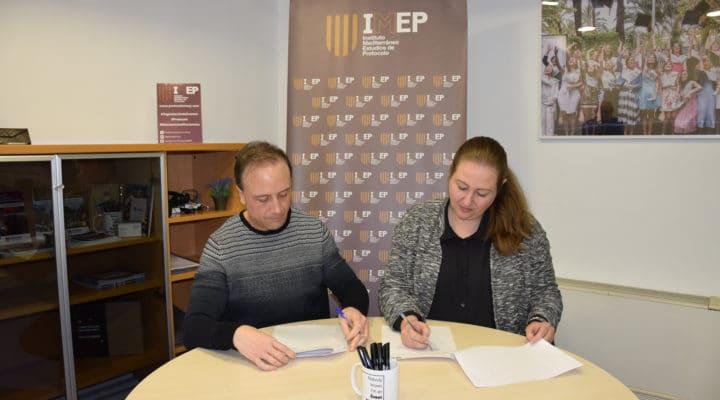 IMEP firma un acuerdo de colaboración con el Grupo Síntesis