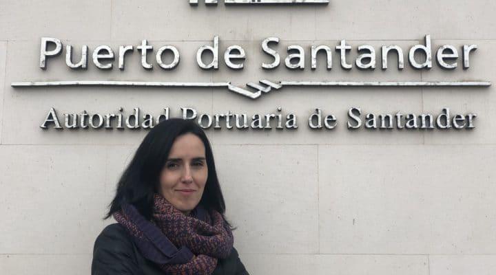 EXPERIENCIAS IMEP | María Crespo, responsable de Imagen y Comunicación de la Autoridad Portuaria de Santander y alumna del Máster